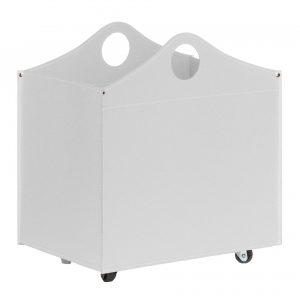 BOCAD: set da camino in cuoio colore Bianco composto da portalegna, borsa porta-ferri e attrezzi da camino, idea regalo, cesta per legna, Made in Italy, design Firestyle®.