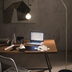 PUZZLE: Sottomano con tappetino mouse in cuoio colore Marrone, sottomano da scrivania, antiscivolo, tappetino design, Made in Italy by Limac Design®.