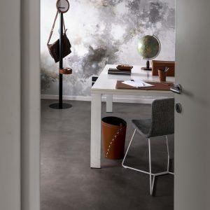Büro-Set aus Leder ANDREA