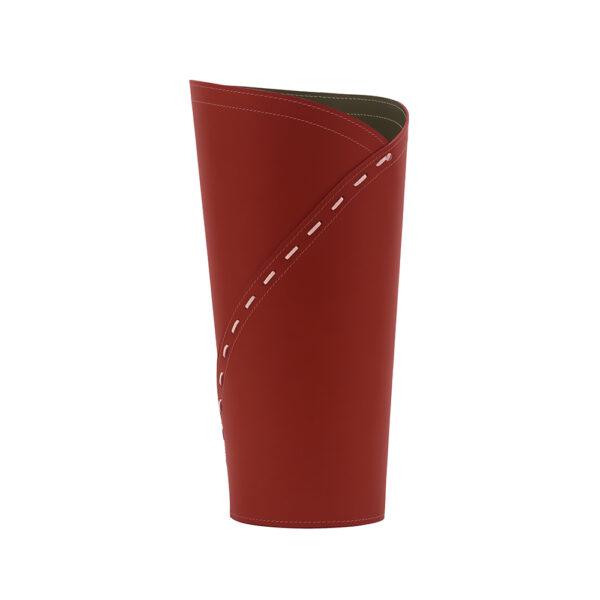 Schirmständer aus Leder KATRINA
